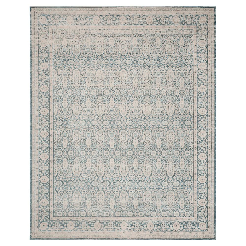 Archive Rug - Blue/Gray - (8'x10') - Safavieh
