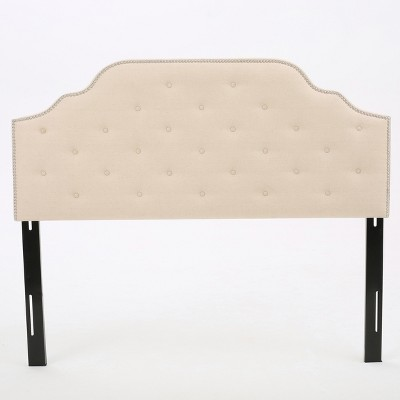 Silas Studded Headboard Full/Queen - Christopher Knight Home
