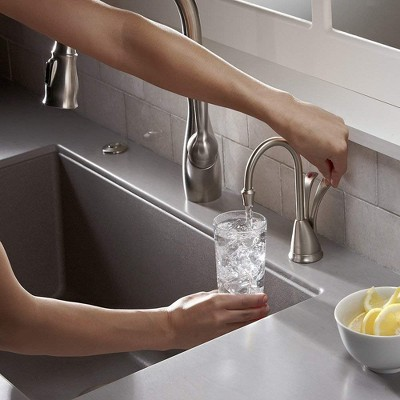 Merveilleux Insinkerator Involve Instant Hot And Cold Water Dispenser Faucet System,  Chrome