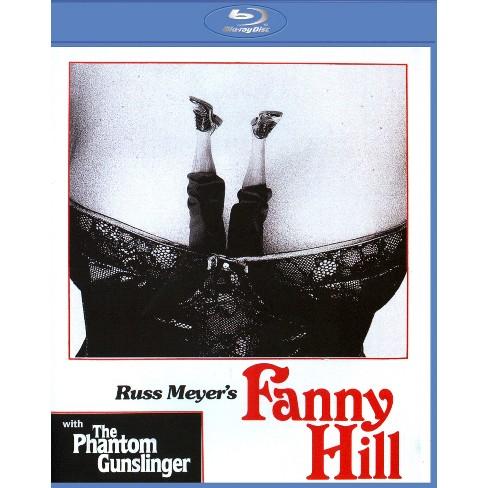 Fanny Hill / The Phantom Gunslinger (Blu-ray) - image 1 of 1