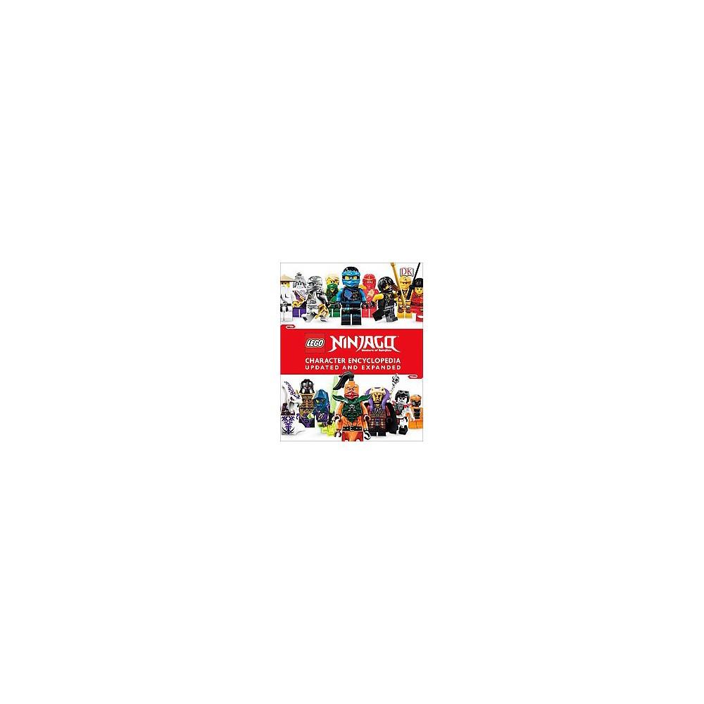 Lego Ninjago Character Encyclopedia (Updated) (Hardcover)