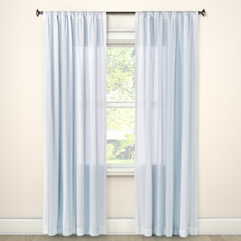 Curtain Panels White - Simply Shabby Chic® - image 1 of 2