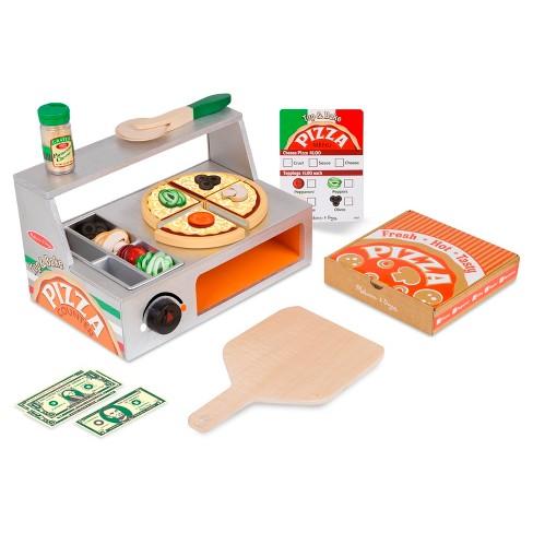 Melissa & Doug® Pizza Counter - image 1 of 1