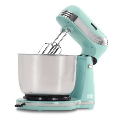 Dash Everyday 3qt Stand Mixer - Aqua DCSM250PB