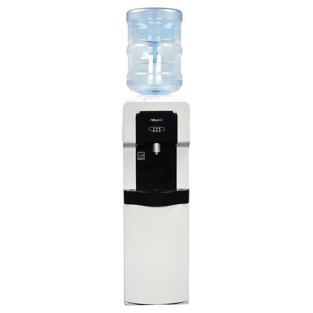 NewAir 40 BPA Free Hot/Cold Top-Loading Water Dispenser - White WAT20W