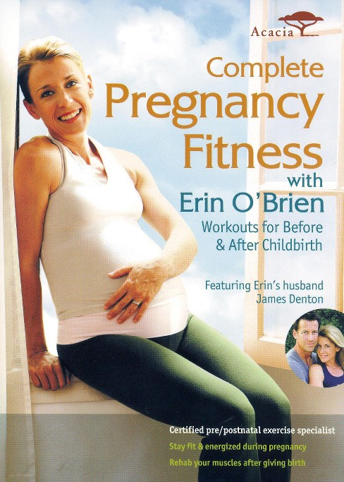 Complete pregnancy fitness (DVD) - image 1 of 1