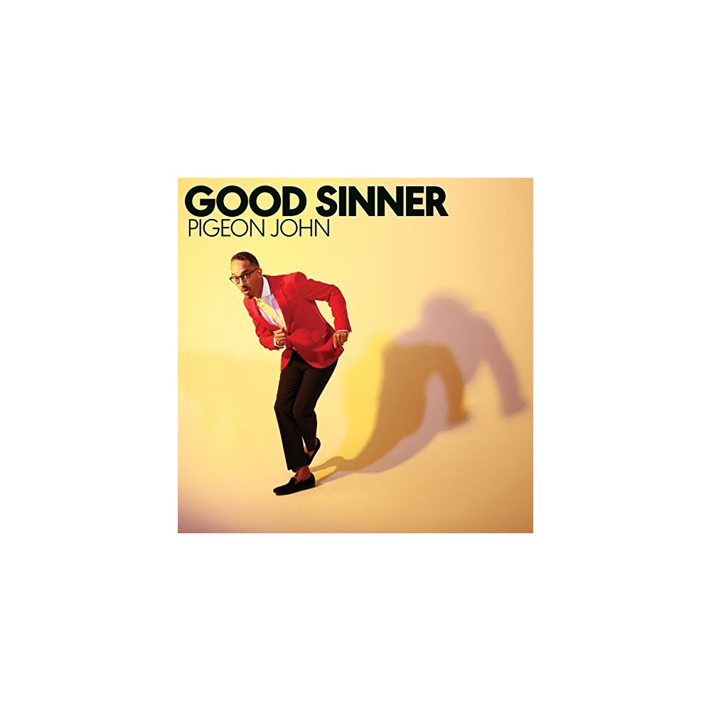 Pigeon John - Good Sinner (CD)