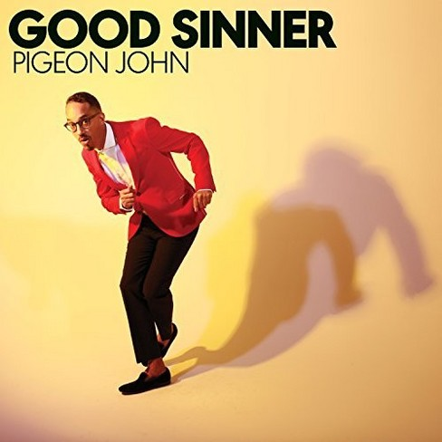 Pigeon John - Good Sinner (CD) - image 1 of 1