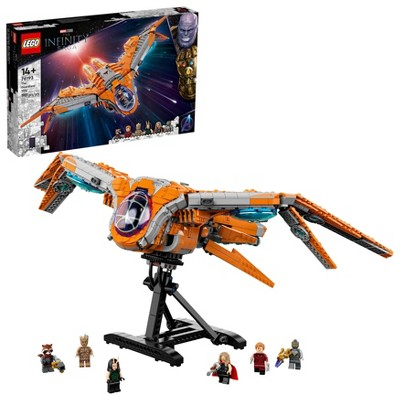 LEGO Marvel The Guardians' Ship 76193 Building Kit