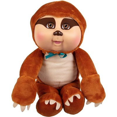 Jazwares Cabbage Patch Kids Cuties Collection, Sammy Sloth Cutie Baby Doll 9""