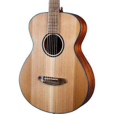 Breedlove Discovery S Red cedar-African Mahogany Concertina Acoustic Guitar Natural