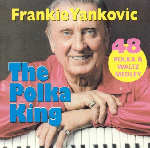 Frankie yankovic - Polka king-48 cuts (CD) - image 1 of 1