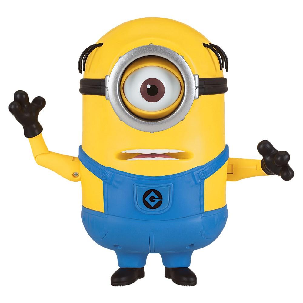 Despicable Me 3 - Talking Minion Mel Action Figure