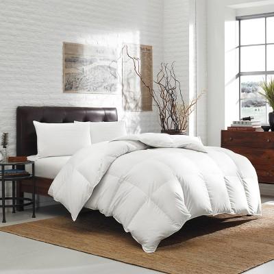 400 Thread Count Down Baffle Box Comforter - Eddie Bauer