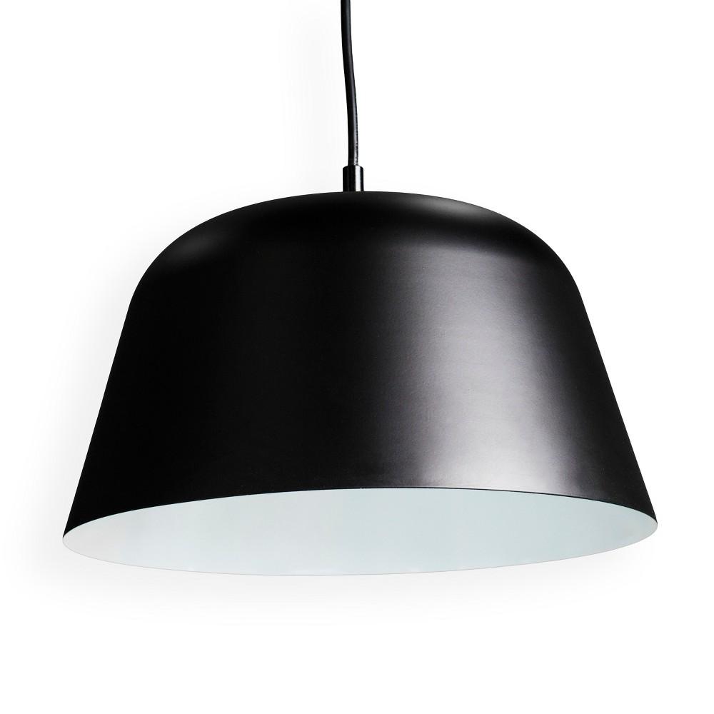 Gaiman Pendant Light Black - Aiden Lane