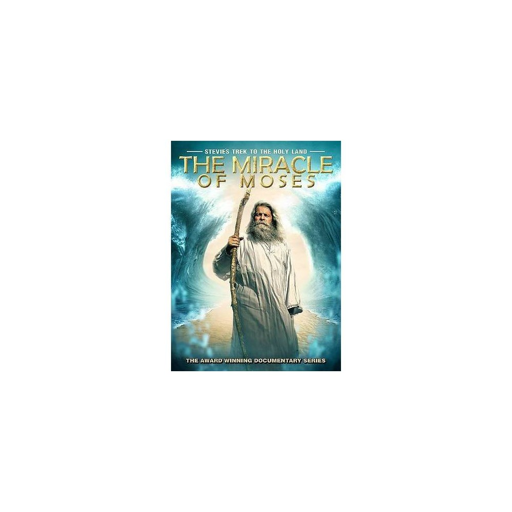 Stevie's Trek To The Holy Land:Miracl (Dvd)