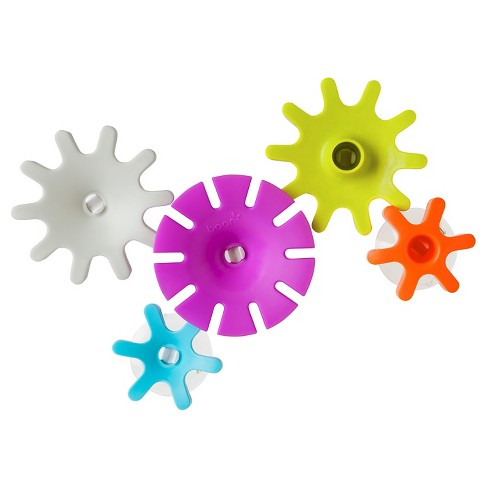 Boon COGS Building Bath Toy Set - image 1 of 4