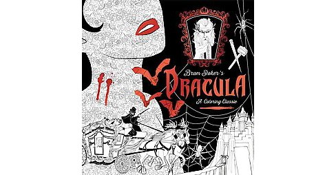 Dracula : A Coloring Classic - image 1 of 1