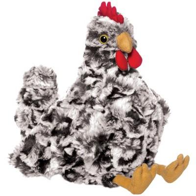 Manhattan Toy Stuffed Animal Chicken Plush Toy, Henley