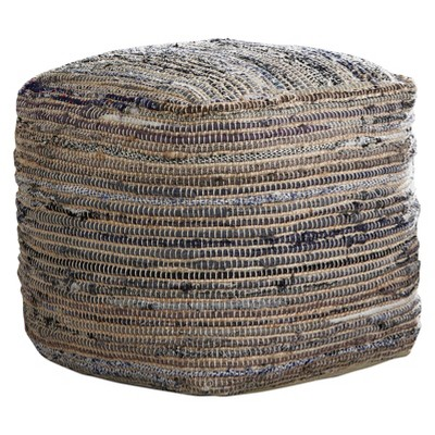 Absalom Pouf - Natural - Signature Design by Ashley