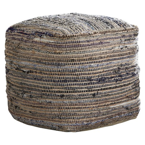 Absalom Pouf - Natural - Signature Design by Ashley - image 1 of 2