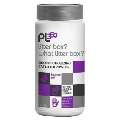 PL360 Odor Neutralizing Cat Litter Powder - 16oz