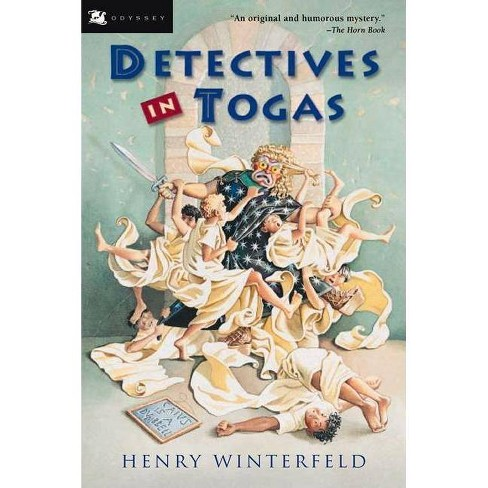 Detectives in Togas - by  Henry Winterfeld (Paperback) - image 1 of 1