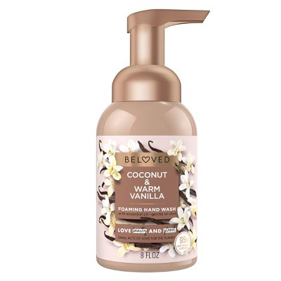 Beloved Coconut & Warm Vanilla Foaming Hand Wash Soap - 8 fl oz