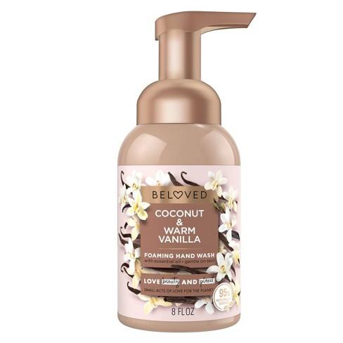 Beloved Coconut & Warm Vanilla Foaming Hand Wash Soap - 8 fl oz - image 1 of 4
