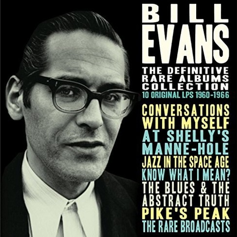 Bill Evans - Definitive Rare Albums Collection:60- (CD) - image 1 of 1