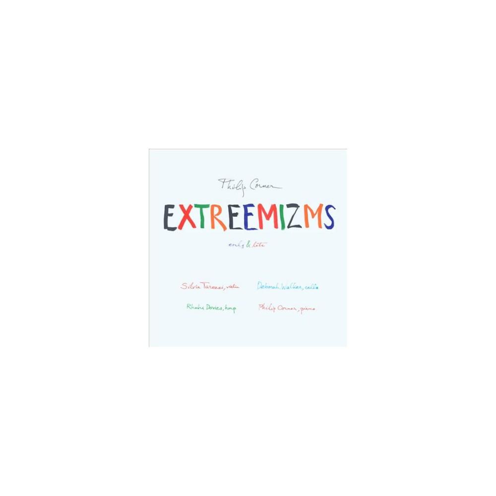 Philip Corner - Extreemizms Early & Late (CD)