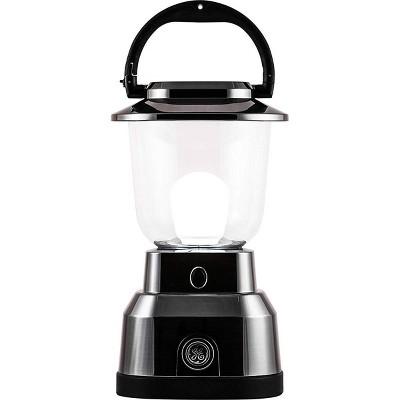 6D 7.3  LED Outdoor Lantern Nickel - Enbrighten