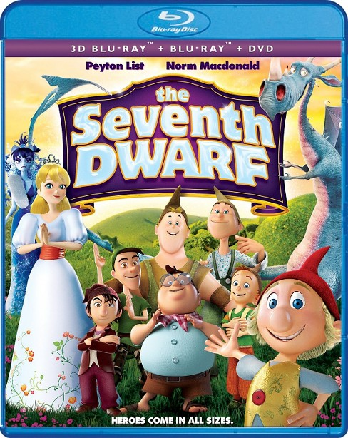 The Seventh Dwarf [3D] [Blu-ray/DVD] [2 Discs] - image 1 of 1