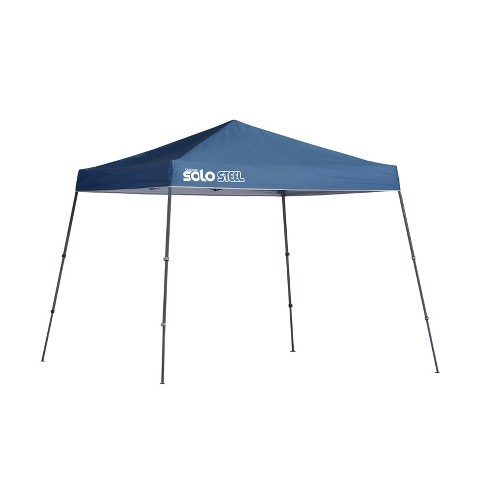 Quik Shade Solo Steel 10 x 10' Slant Leg Canopy - image 1 of 5