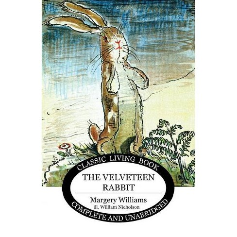 The Velveteen Rabbit - by  Margery Williams (Paperback) - image 1 of 1
