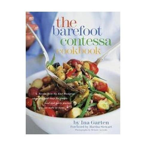 Barefoot Contessa Cookbook Secrets From The East Hampton Specialty