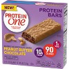 Protein One Peanut Butter Chocolate Protein Bar - 5ct - image 3 of 3