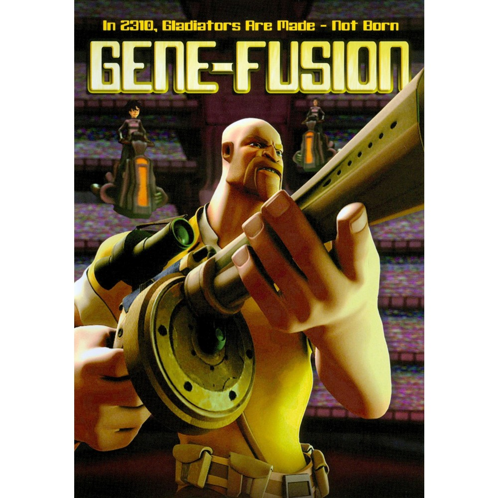 Gene Fusion (Dvd), Movies