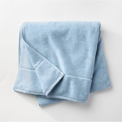 Modal Bath Sheet Light Sky Blue - Casaluna™