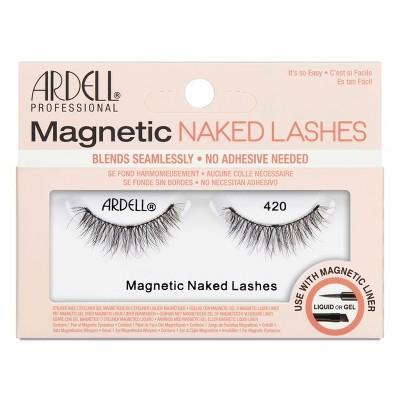 Ardell Naked 420 Magnetic Lash - Black - 1pr