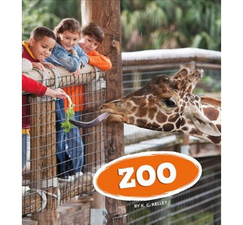 Zoo (Paperback) (K. C. Kelley) - image 1 of 1