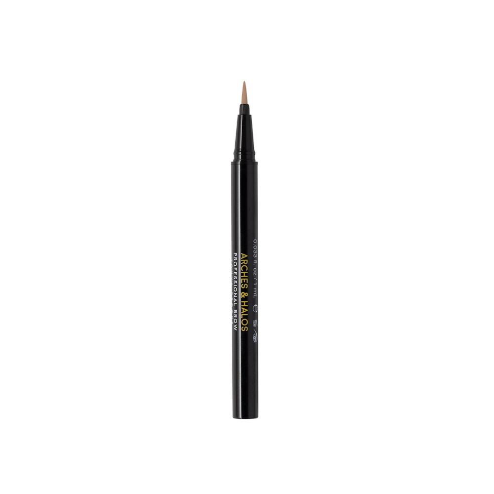 Arches 38 Halos New Fine Bristle Tip Pen Sunny Blonde 0 02 Fl Oz