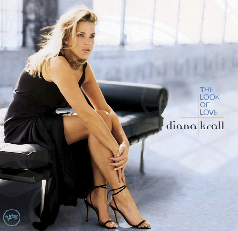 Diana Krall - The Look of Love (CD) - image 1 of 9