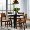 Sunnyvale Woven Dining Chair - Threshold™ designed with Studio McGee - image 2 of 4