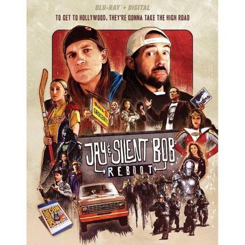 Jay & Silent Bob-Reboot (Blu-Ray + Digital) - image 1 of 1