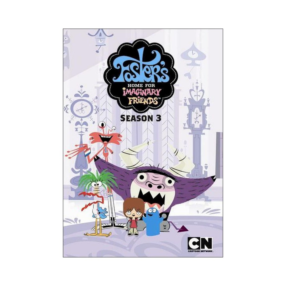 Foster's Home For Imaginary Friends:C (Dvd)