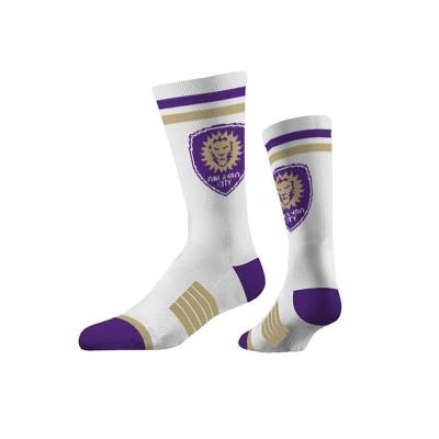 MLS Orlando City SC Classic Crew Knit Sock