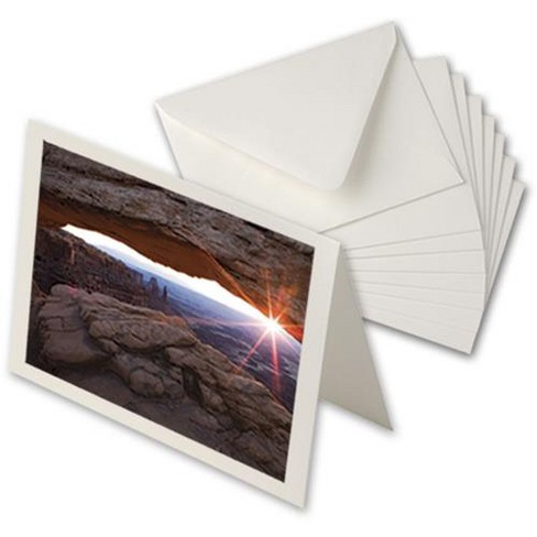 Moab Entradalopes 190 Natural, 7x10  (100 Cards with Envelopes) - image 1 of 1