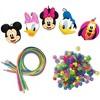Disney Junior Minnie Mouse Necklace Activity Set - image 2 of 3