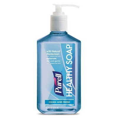Hand Soap: Purell Healthy Hand Soap